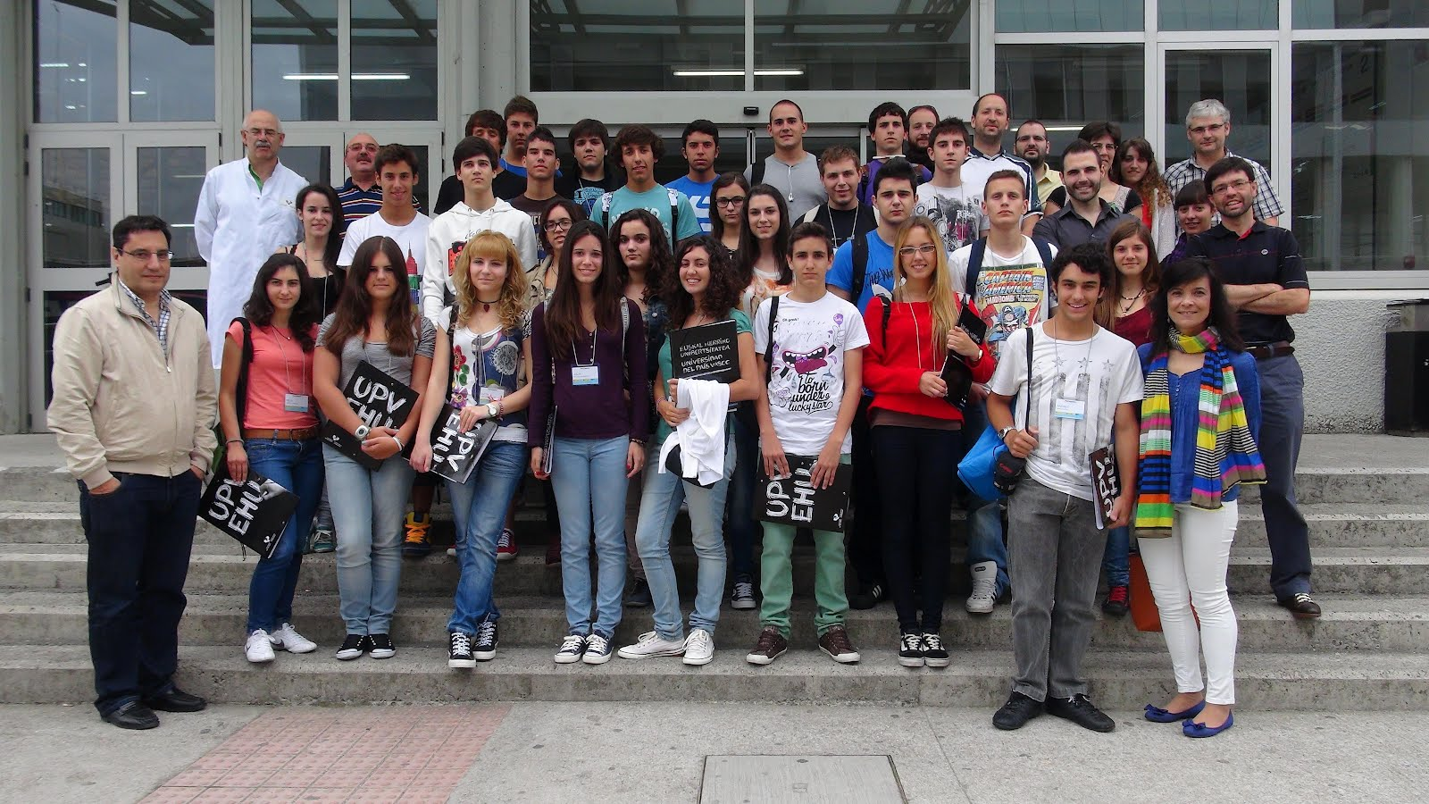 Euskampus campus cient ficos 2012 en la universidad del for Universidad cocina pais vasco