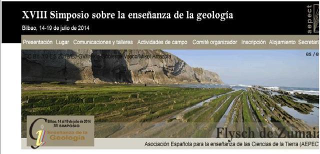 simposio geologia