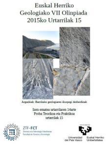 Geologia Olimpiada