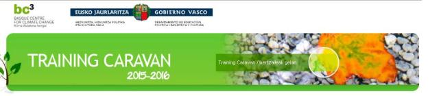 training Caravan